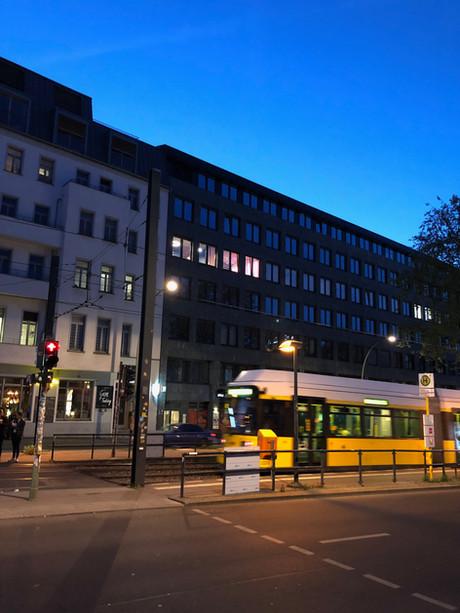 Urban Warschauer Strasse