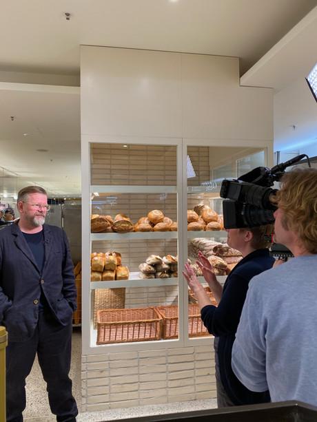 05.12.2019 Dreh vor Ort, Deutsche Welle - Kultur + Leben