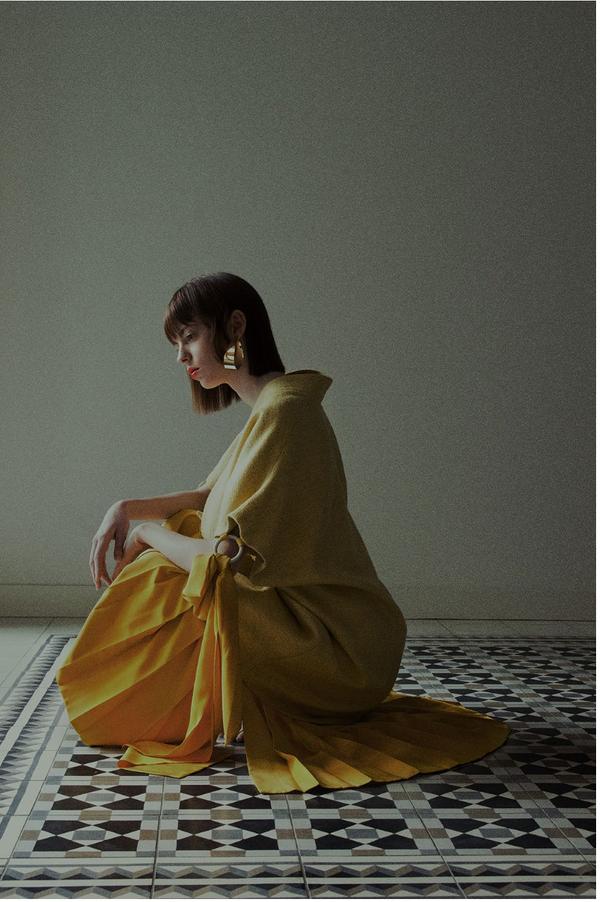 Hedonist Magazine London, Styling Corinna Bechtle