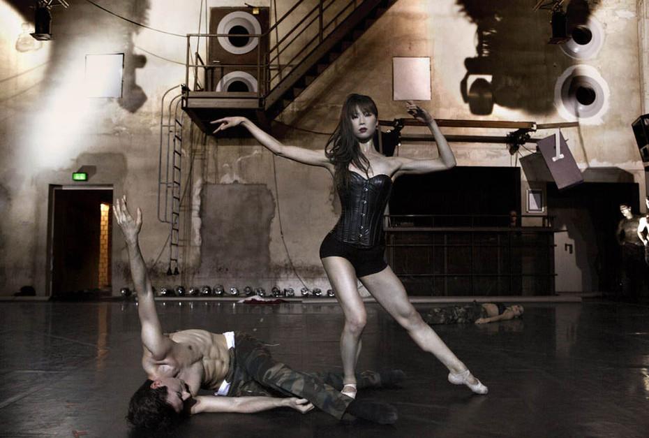 Shut up and dance 2006