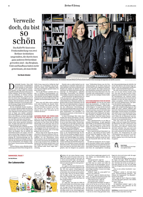 04/19 Berliner Zeitung