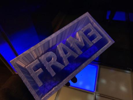 cool Frame Trophy