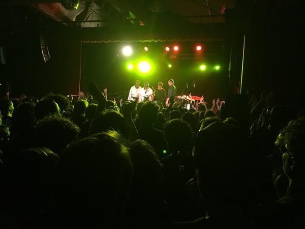 the legend: Pharoah Sanders @Festsaal 11/2017