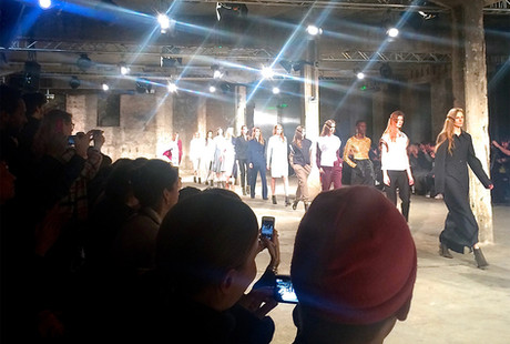 Fashion Show Bobby Kolade 2015