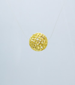 Pendant in  22kt  Gold