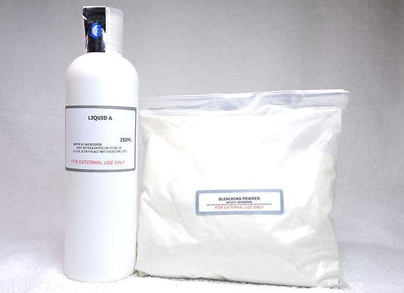 Bleaching Powder with Liquid A Solution