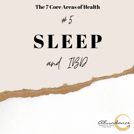 Sleep and IBD