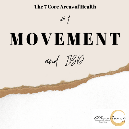 Movement and IBD