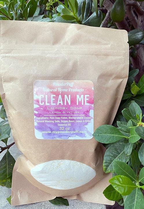 Clean Me Laundry Detergent