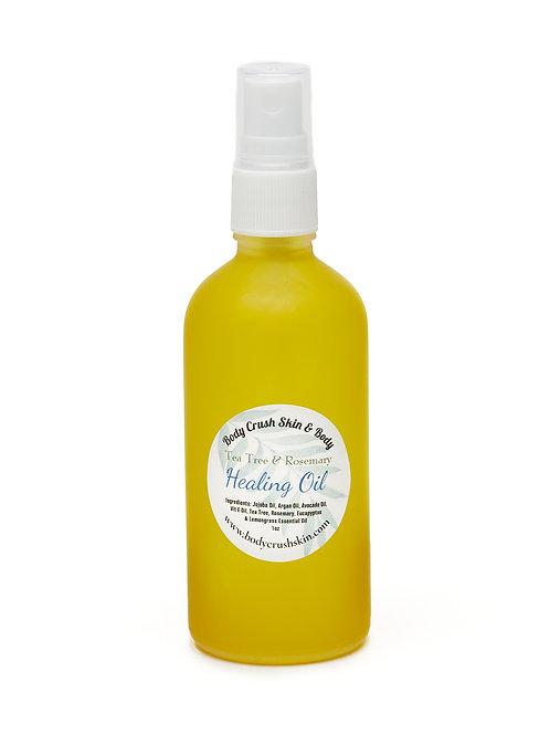 Tea Tree & Rosemary Healing Oil