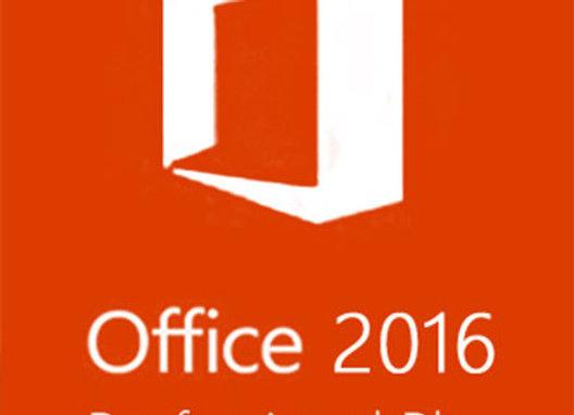 Microsoft Office 2016 Pro Plus IOS