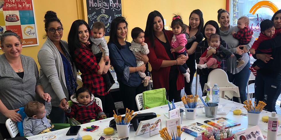 Mommy and Infant Program May 13- Wednesdays