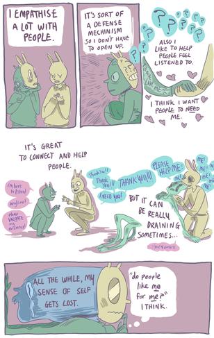 the therapist type