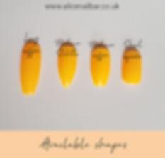 press on nails shapes
