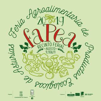Feria Agroalimentaria de Productos Ecológicos de Asturias.
