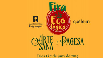 Feria ECOLÓGICA en Puigpunyent
