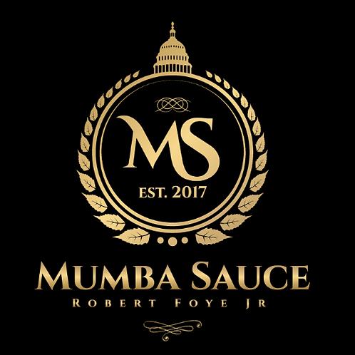 1 Gallon Mumba Sauce