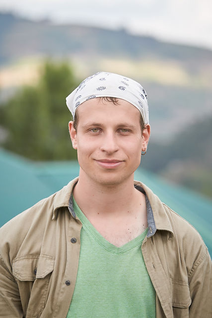 Portrait of Dvir Barkay