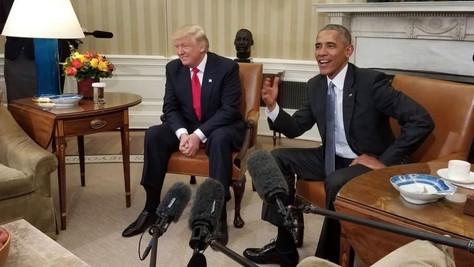 Politics is Pro-Wrestling: Why Trump & Obama Aren't in Prison