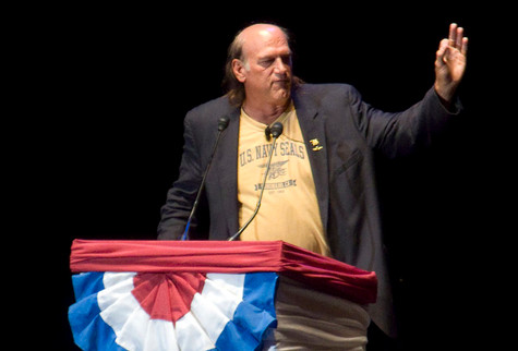 Can Jesse Ventura save the Green Party?