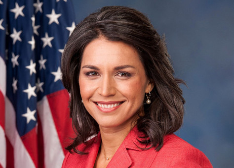 RussiaGate conspiracy theorists target Tulsi Gabbard hours before she announces candidacy