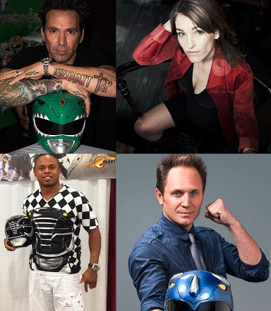 Catching up with the original Power Rangers