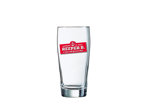 Reeper B. Glas 0,33l