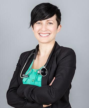 Kerri Dow, Naturopathic Doctor