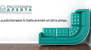 News: Adesione al progetto PSICOTERAPIA APERTA.
