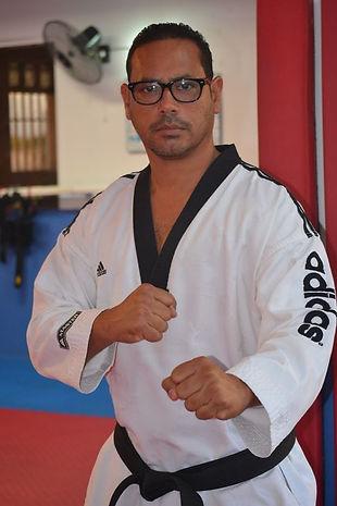 Escuela Taekwondo en Carolina con Victor Rivera