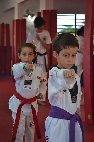 Galeria de Fotos de Academia XXI Century Taekwondo Carolina PR
