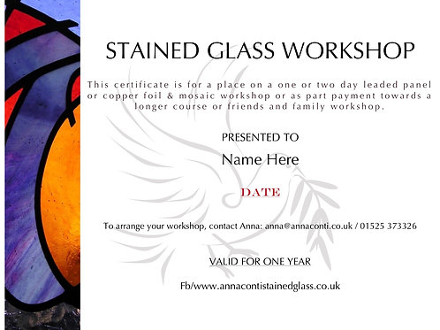 Buy a workshop or course £99