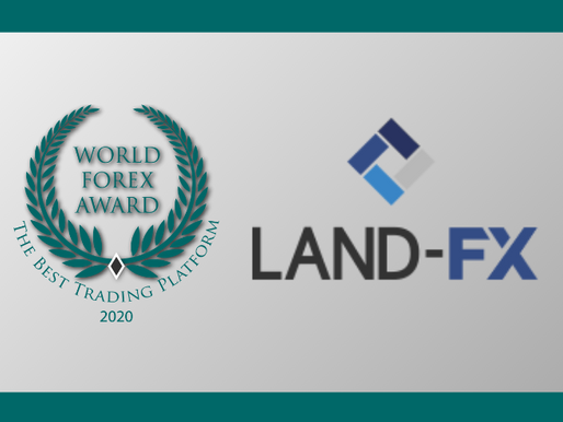 Land FX  just received an award for the Best Trading Platform 2020 by World Forex Award