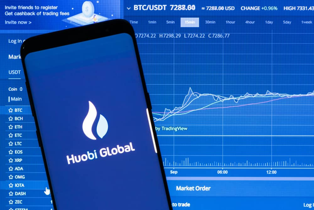 Huobi, Blockchain, Forex Award, World Forex Award, Forex Brokers Award