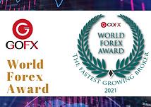 Winner of the World Forex Award - The Fastest Growing Broker 2021