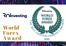 Winner of the World Forex Award - The Best Cryptocurrency Broker
