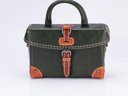 Handmade cowhide bag