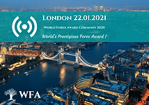 WFA Conference and Award Ceremony 2020