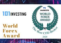 Winner of the World Forex Award - The Best Execution Broker