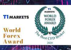 Winner of the World Forex Award - The Best CFD Broker