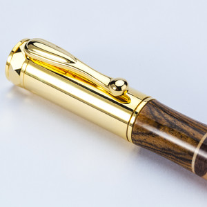 • Handcrafted Wooden Finepoint Pen