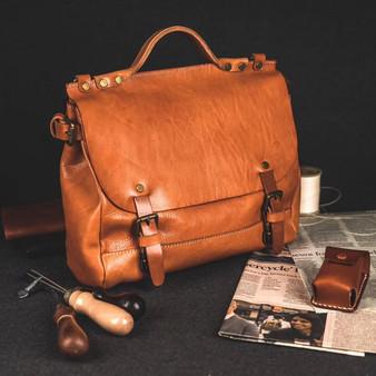 Lether Bag For Man