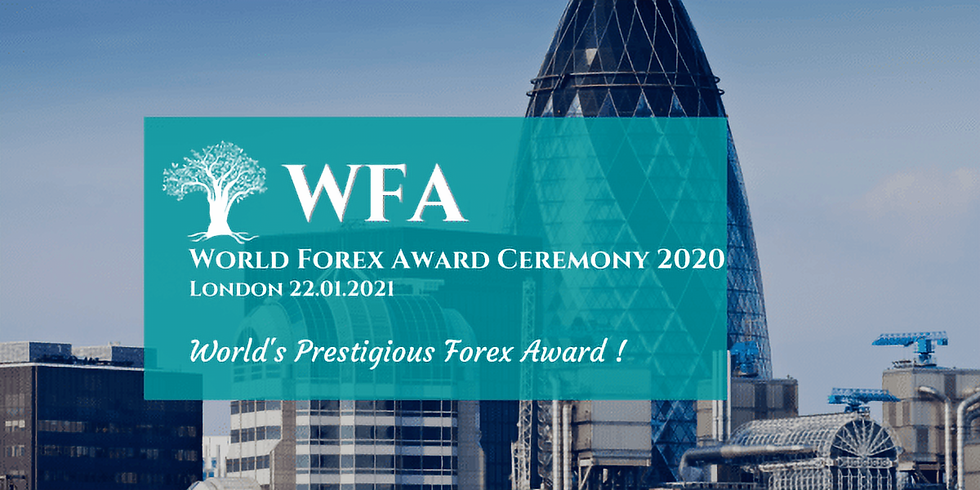 World Forex Award Conference & Ceremony 2020