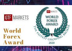 Winner of the World Forex Award - The Fastest Growing Broker