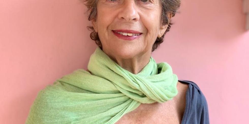 06/08, quinta - Eutonia Expressiva com Miriam Dascal
