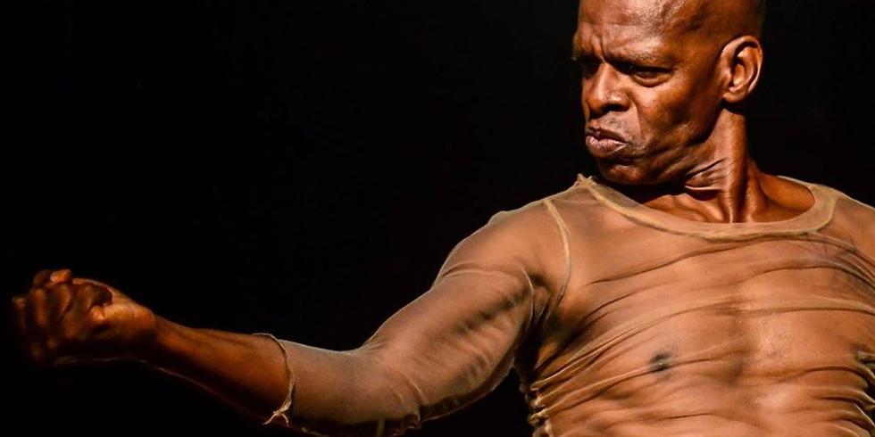 Quinta_Dança Afro-Brasileira Contemporânea com Elísio Pitta com percussão ao vivo