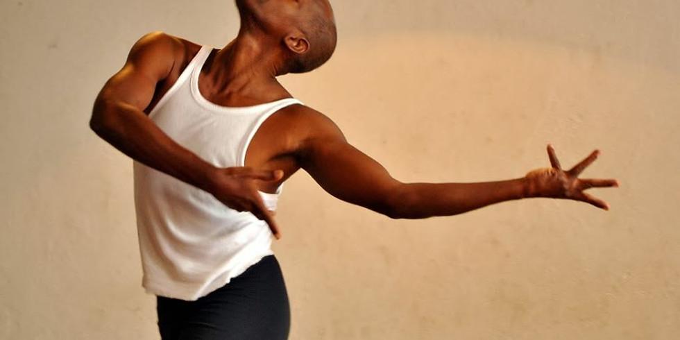 Dança Afro-Brasileira Contemporânea com Elísio Pitta