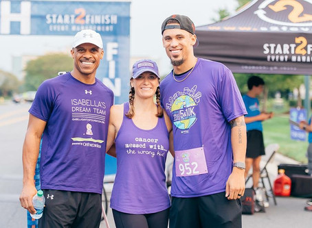 A Passion To Help Make An Impact In Pediatric Cancer