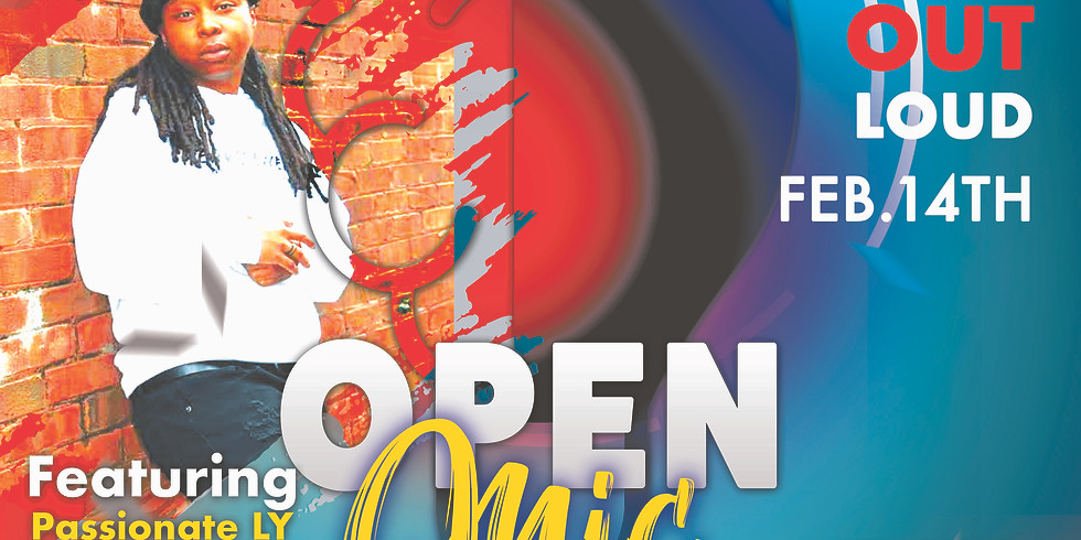 THINKING OUT LOUD OPEN MIC