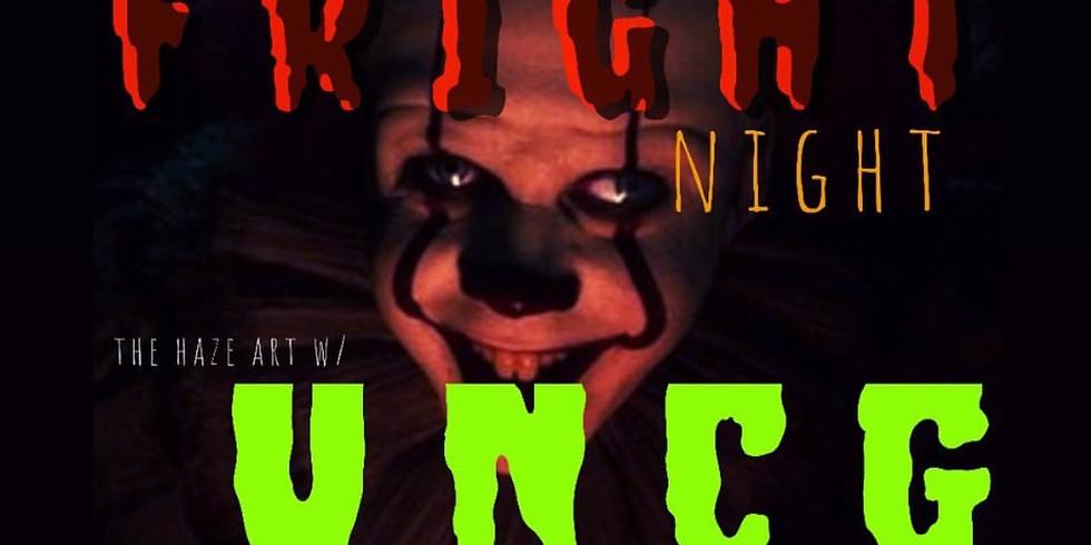'FRIGHT NIGHT' (SPEAK EASY SUNDAYS)